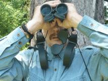 So Binocular Strap Adj. Rubber