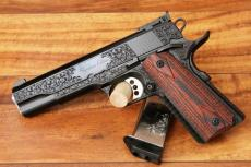 Ed Brown Signature Edition Blued .45