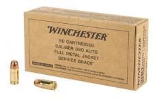 Winchester 380acp 95gr FMJ