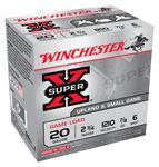 Win Ammo Super-x 20ga. 2.75""