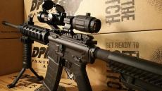 Dpms Ar15 Red Dot 3x Magnifier