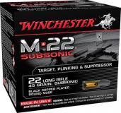 Winchester 22lr 45gr LRN 1600rd