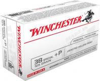 Winchester Ammo USA 38 Special JHP