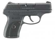 Ruger Lc380 Std 380 ACP 3.12""