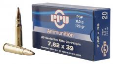 PPU Pp375s Metric Rifle 7.62x39mm 123