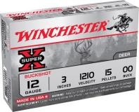 Win Super X Buckshot 12 ga
