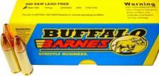 Buffalo Bore 500 S&W Barnes XPB