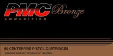 PMC Bronze 9mm Jacketed Hollow Point