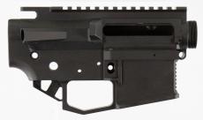 Rise Str-2-blk Striker Ar15 Receiver SET