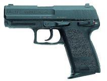 "H&K USP Compact 45 ACP 3.8"""