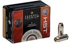Federal P45hst2s Premium Personal Defense 45