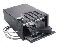 Gunvault Minivault Gun Safe Blue