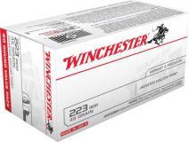 Winchester USA 223 Remington/5.56 Nato JHP