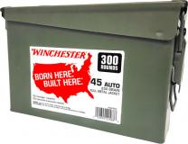 Win Ammo .45acp (case Of 2)