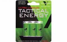 Las Viridian Cr123a Lith Battery 3pk