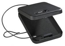 Stack-on Portable Case Gun Safe Black