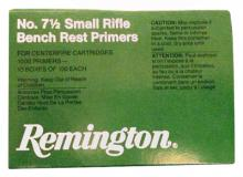 Rem Primers- Small Rifle