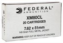 Fed Ammo Ae Tactical 7.62x51