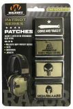 Wlkr Gxppatkit Patriot Muff Patch KT