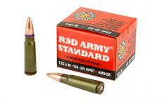 Cent Arms 7.62x39 124gr Hpbt 20/1000