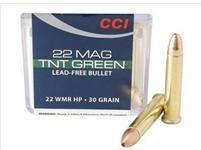 22wmr Lead Free Hollow Point 30