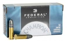 Federal 22lr 40gr Solid 1240fps 500