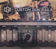 Custom Gun Rails Lea035pow