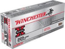 Winchester Ammo Super X 223 Win