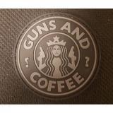 Ddt50156 Guns N Coffee Rubber Morale