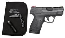 "S&W Shield PC 9mm 3.1"" Everyday"