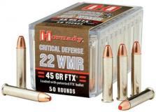 Hornady FTX 22 Magnum Flex Tip