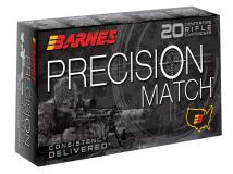 Barnes Bullets 30166 Precision Match 6.5