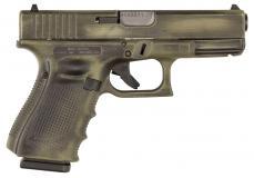 "Glock 19 Gen4 9mm 4.01"" 10+1"