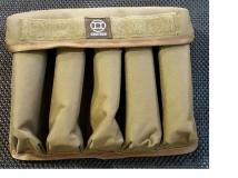 El Cinco 5 Pocket Pouch Coyote