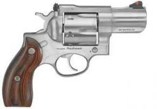"""Ruger Redhawk 44mag D/A 2.75"""" SS"""