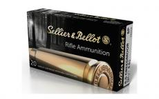 S&b 6.5creed 131gr Sp 20/500