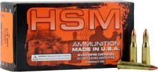 Hsm Ammo .218 Bee 35gr. V-max