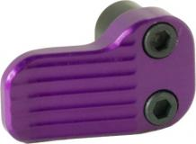 AR Extended MAG Release Purple