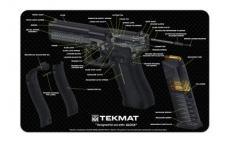 Tekmat Cutaway Pstl Mat For Glk