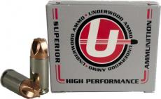 Underwood Ammo .32acp 55gr.