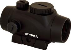 Styrka Red Dot S3 2.5moa Red
