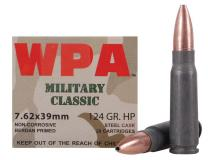 Wolf Performance Ammo Military Classic 7.62x39