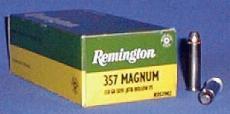Rem 357 Mag 158gr