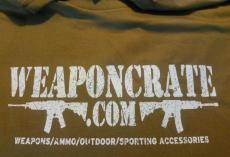 Weaponcrate T-shirt