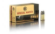 RWS 22lr Special Match 40gr 50/5000