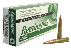 Remington 300aac BO 220gr Open Tip