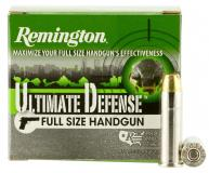 Remington Ultimate Defense .357mag 125gr Bjhp