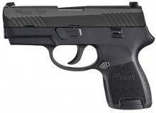 Sig P320 Subcompact 2 Mag 9mm