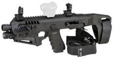 Command Arms Mic-roni-sta Micro Roni Handgun