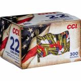 CCI Ammo .22 LR Patriot Pack